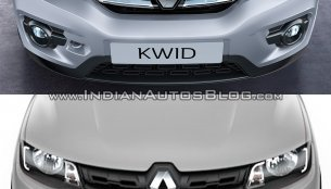 2018 Renault KWID with new grille & features launched in India