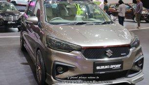 2018 Suzuki Ertiga Sport Concept - In Images & Video
