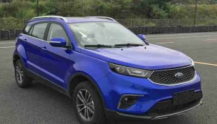 2019 Ford Territory (Hyundai Creta rival) exterior fully revealed, specs leaked