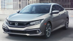 India-bound 2019 Honda Civic (facelift) revealed
