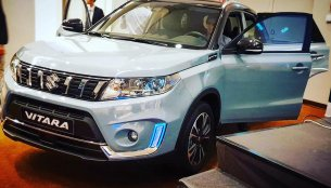 2019 Suzuki Vitara - In Live Images