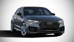 2020 Audi RS 3 Sportback - IAB Rendering