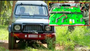 India's first Maruti Suzuki Gypsy Electric SUV [Video]