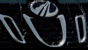 Mahindra Marazzo's grille teased in new video