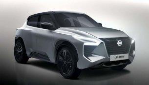 Radical next-gen Nissan Juke to have a unique design - Report