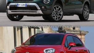 2019 Fiat 500X vs. 2015 Fiat 500X - Old vs. New