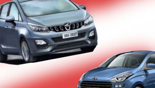 10 Upcoming cars this festive season - Mahindra Marazzo to new Hyundai Santro