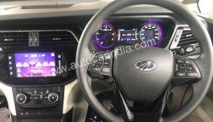 New details of Mahindra Marazzo MPV's interior revealed in latest spy shots