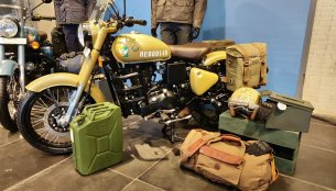 Royal Enfield Classic 350 Signals Edition - In 10 Live images