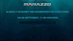 Mahindra Marazzo regional launches to begin on Tuesday