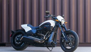 Harley Davidson FXDR 114 unveiled; 2019 CVO line-up updated