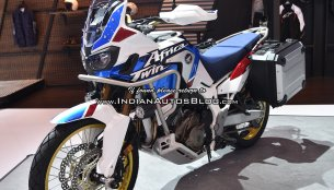 Honda Africa Twin Adventure Sport showcased at GIIAS 2018