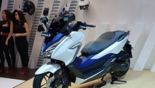 Honda Forza 250 scooter launched in Indonesia at the GIIAS 2018