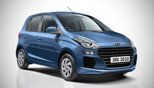 2018 Hyundai Santro to be available in 5 variants - Report