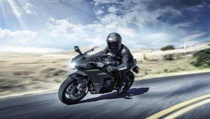 2019 Kawasaki Ninja H2, H2 Carbon & H2R launched in India