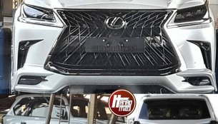 Toyota Land Cruiser Grand Touring & Lexus LX Black Edition S leaked