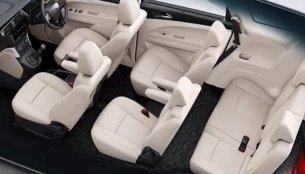 7- and 8-seat Mahindra Marazzo's interior fully revealed