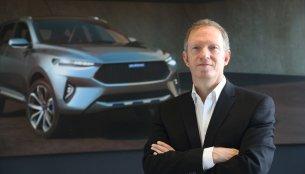 Range Rover Velar's designer is now Indian probable Haval's design director