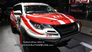 310 hp/750 Nm Beast-spec TTI Toyota Fortuner showcased at GIIAS 2018