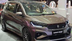 Suzuki Ertiga Sport & Ignis Sport revealed at GIIAS 2018