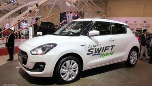 Suzuki Swift 'Strong Hybrid' debuts at GIIAS 2018 in Indonesia