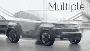Are you the Tata Hornbill micro-SUV (Maruti Ignis competitor)?