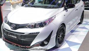 Toyota Yaris TRD Sportivo edition showcased at GIIAS 2018, India bound?