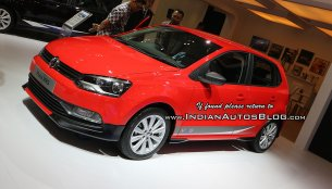 India-made 140 PS VW Polo VRS on display at GIIAS 2018