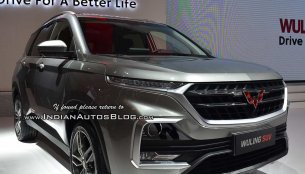 MG Motor's reported India-bound first SUV showcased at GIIAS 2018 [Video]