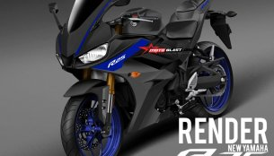 2019 Yamaha R25 (Yamaha R3) rendered before launch - Report
