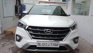 IAB reader updates his 2016 Hyundai Creta to the facelift for INR 31,000