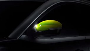 Tata Nexon Neon Green Limited Edition teased in new video