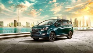 Mahindra Marazzo off to a decent start, waiting period soars to 45 days