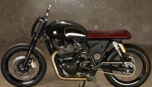 Custom Royal Enfield Interceptor 650 by Old Empire Motorcycles [Video]