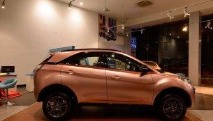 Tata Nexon Rose Gold Edition - New details & photos