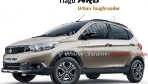 Tata Tiago NRG to launch on 12 September, Will rival Maruti Celerio X