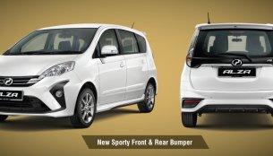New Perodua Alza (Maruti Ertiga rival) launched in Malaysia