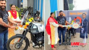 Royal Enfield Himalayan ABS launched in India; deliveries commence - Report
