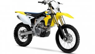 Four Suzuki dirt bikes heading to India - Report