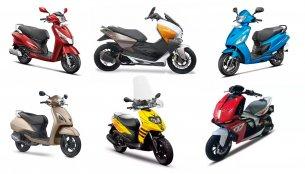 Top 5 Upcoming Scooters in India - Hero Destini 125 to Aprilia Storm 125