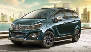 Mahindra Marazzo's demand improves further in October