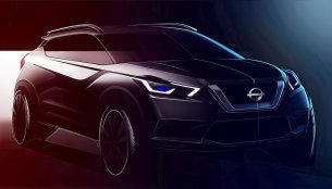 Indian-spec Nissan Kicks teased, is bigger than the global version