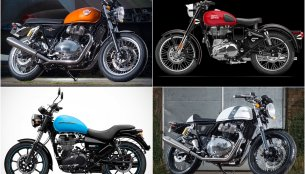 Upcoming Royal Enfield bikes with ABS for India - Classic 350 to Interceptor 650