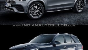 2019 Mercedes GLE vs. 2015 Mercedes GLE - Old vs. New
