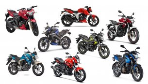Top 8 naked 'sport' bikes in India under INR 1 lakh: Bajaj Pulsar to TVS Apache