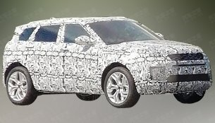 2019 Range Rover Evoque spied in China, to debut at 2018 LA Auto Show