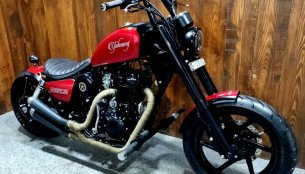 Bulleteer Customs' latest creation is called Yaksang