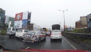 2019 BMW 3 Series (BMW G20) spied emission testing in India