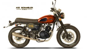 Cleveland Ace Cafe & Ace Scrambler coming to India next