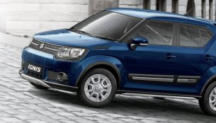 Maruti Ignis Limited Edition's pricing announced